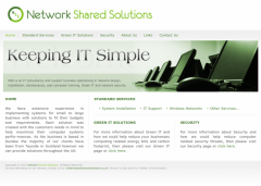 Network Shared Solutions Dundee Homepage