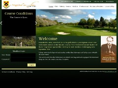 Stratford Golf Course Homepage